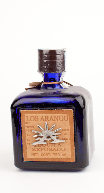 Los Arango reposado -- Image originally appeared in the Tequila Matchmaker: http://tequilamatchmaker.com
