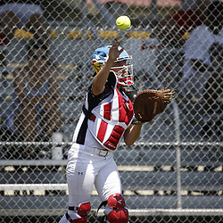 Aug 20, 2017; Zachary, LA, USA; During the USA Elite Select 30 at Zachary Youth Park. Mandatory Credit: Derick E. Hingle-USA TODAY Sports