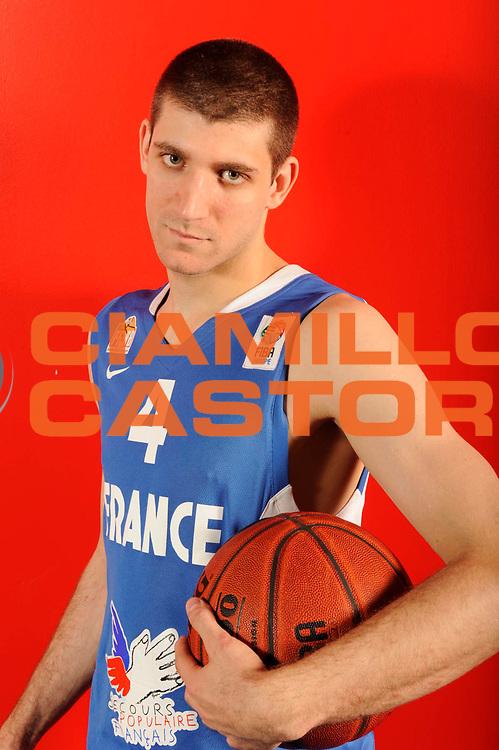 DESCRIZIONE : Ligue France Pro A Msb Le Mans Photographie Magazine<br /> GIOCATORE : Diot Antoine <br /> SQUADRA : MSB Le Mans <br /> EVENTO : FRANCE Ligue  Pro A 2009-2010<br /> GARA :<br /> DATA : 17/12/2009<br /> CATEGORIA : Basketball Photographie Magazine<br /> SPORT : Basketball<br /> AUTORE : JF Molliere par Agenzia Ciamillo-Castoria <br /> Galleria : France Ligue Pro A 2009-2010 Photographie Magazine <br /> Fotonotizia : Diot Antoine Photographie Magazine Ligue France 2009-10 Msb Le Mans <br /> Predefinita :