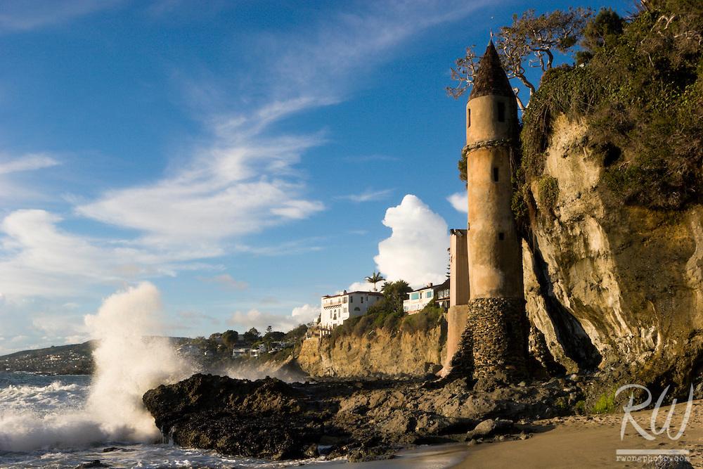 Castle Tower Laguna Beach
