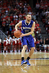 20 January 2017:  Matt Van Scyoc during an NCAA Missouri Valley Conference mens basketball game Where the Purple Aces of Evansville lost to the Illinois State Redbirds 75-73 in Redbird Arena, Normal IL