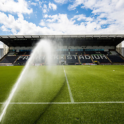The Falkirk Stadium, 6/8/2016
