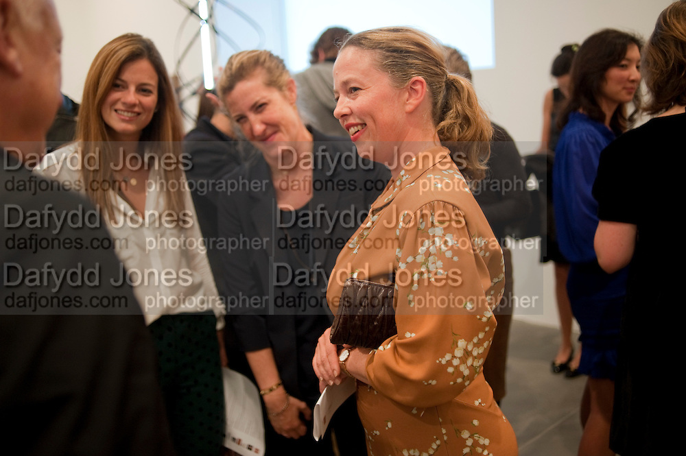 SERENA NIKKAH; GEORGINA COHEN; ; JENNY SAVILE, Artists for Women for Women International, A PRIVATE VIEW AND LAUNCH RECEPTION OF LEADING CONTEMPORARY ARTISTS WHO HAVE DONATED WORKS TO BE AUCTIONED AT CHRISTIEÕS POST-WAR AND CONTEMPORARY SALE TO BENEFIT WOMEN FOR WOMEN INTERNATIONAL. Gagosian Gallery. Britannia St. London. 27 September 2011. <br /> <br />  , -DO NOT ARCHIVE-© Copyright Photograph by Dafydd Jones. 248 Clapham Rd. London SW9 0PZ. Tel 0207 820 0771. www.dafjones.com.<br /> SERENA NIKKAH; GEORGINA COHEN; ; JENNY SAVILE, Artists for Women for Women International, A PRIVATE VIEW AND LAUNCH RECEPTION OF LEADING CONTEMPORARY ARTISTS WHO HAVE DONATED WORKS TO BE AUCTIONED AT CHRISTIE'S POST-WAR AND CONTEMPORARY SALE TO BENEFIT WOMEN FOR WOMEN INTERNATIONAL. Gagosian Gallery. Britannia St. London. 27 September 2011. <br /> <br />  , -DO NOT ARCHIVE-© Copyright Photograph by Dafydd Jones. 248 Clapham Rd. London SW9 0PZ. Tel 0207 820 0771. www.dafjones.com.