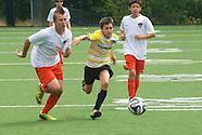 U13/U14 Boys Gold Rainier Valley Slammers BU00 vs Kitsap Pumas B'00