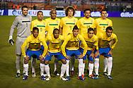 São Paulo, Brazil - June 07, 2011 : Neymar during the friendly game Brazil X Romania   (Photo:Caio Guatelli)