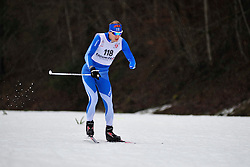 TUOMISTO Ilkka, FIN at the 2014 IPC Nordic Skiing World Cup Finals - Long Distance