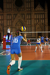 LUCIA BOSETTI<br /> ITALIA - AZERBAIJAN<br /> AMICHEVOLE NAZIONALE ITALIANA VOLLEY FEMMINILE<br /> FIRENZE 09-09-2015<br /> FOTO GALBIATI - RUBIN