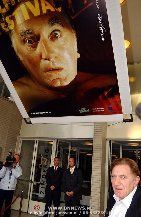 Opening Utrechts Filmfestival, premiere Phileine zegt sorry, Jan Declair