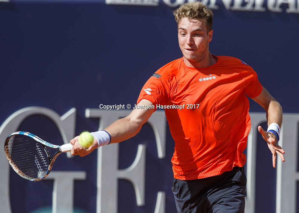 JAN-LENNARD STRUFF (GER)<br /> <br /> Tennis - Generali-Kitzbuehel-Open2017 - ATP 250 -  Kitzbuehler Tennis Club - Kitzbuehel - Tirol - Oesterreich  - 1 August 2017. <br /> &copy; Juergen Hasenkopf