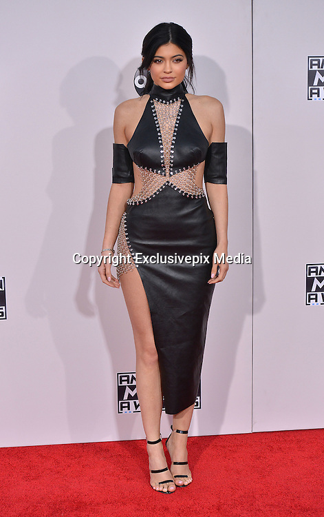 KYLIE JENNER  @ the 2015 American Music Awards held @ the Micorsoft theatre.<br /> &copy;Exclusivepix Media