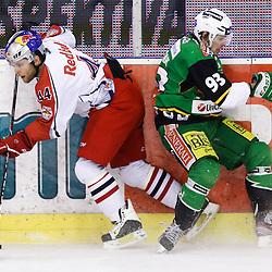 20130125: SLO, Ice Hockey - EBEL League, HDD Telemach Olimpija vs EC Red Bull Salzburg