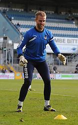 Bristol Rovers Will Puddy - Photo mandatory by-line: Dougie Allward/JMP - Mobile: 07966 386802 - 31/03/2015 - SPORT - Football - Bristol - Memorial Stadium - Vanarama Football Conference - Bristol Rovers Open Training Session