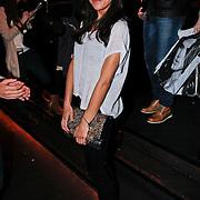 NLD/Amsterdam/20110214 - Onthulling nieuwe pump Chick Shoes ism I Love Fashion News, collumniste Bo Mulder