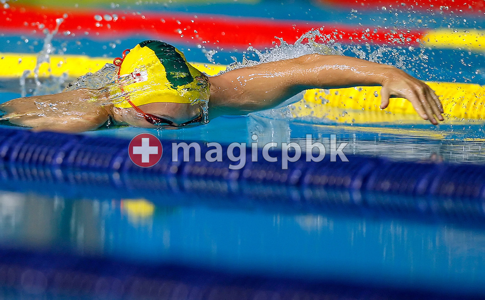 Later 8th placed Kylie PALMER of Australia competes in the women's 800m freestyle final in the Susie O'Neill pool at the FINA Swimming World Championships in Melbourne, Australia, Saturday 31 March 2007. (Photo by Patrick B. Kraemer / MAGICPBK)