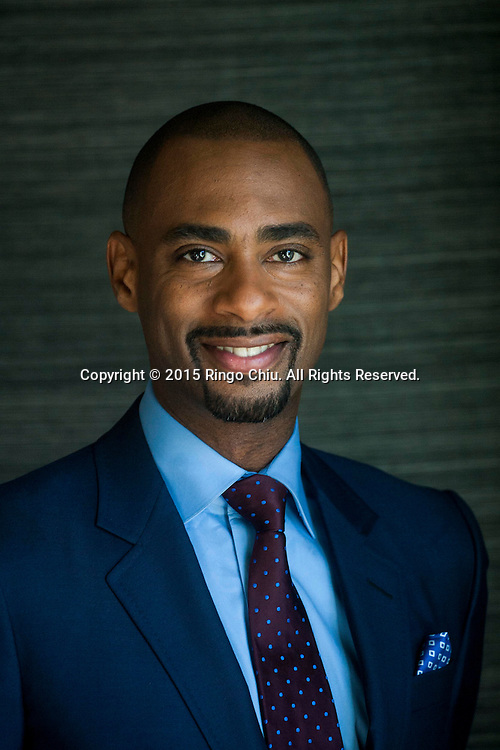 Charles King, agent and partner at WME, who is opening his own content company focused on diversity. <br /> Photo by Ringo Chiu/PHOTOFORMULA.com)