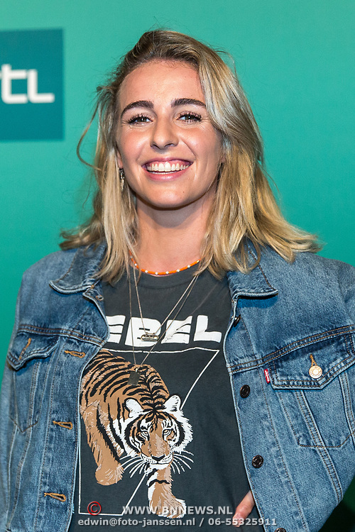 NLD/Halfweg20190829 - Seizoenspresentatie RTL 2019 / 2020, Iris Enthoven
