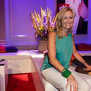 NLD/Hilversum/20120821 - Perspresentatie RTL Nederland 2012 / 2013, Natasja Froger - Kunst
