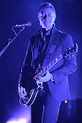 Interpol performs at Radio City Music Hall, NYC. February 17, 2011. Copyright © 2011 Matthew Eisman. All Rights Reserved.