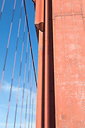 Details, Golden Gate Bridge, San Francisco
