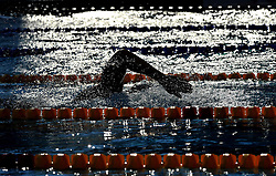 11.08.2010, Budapest, Ungarn, HUN, Schwimmeuropameisterschaften, Budapest 2010, im Bild Feature Schwimmen, Gegenlicht, EXPA Pictures © 2010, PhotoCredit: EXPA/ InsideFoto/ Perottino *** ATTENTION *** FOR AUSTRIA AND SLOVENIA USE ONLY!