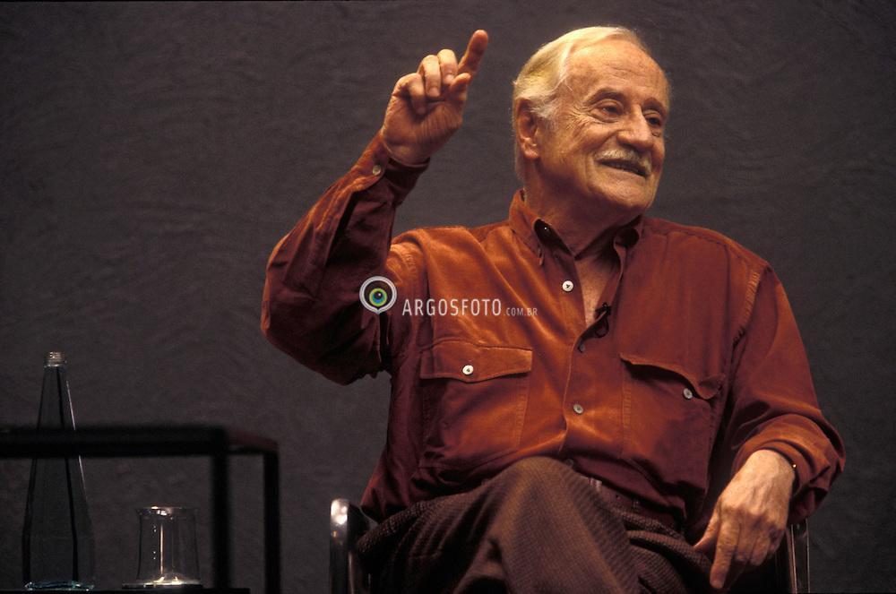 O ator Paulo Autran./ The actor Paulo Autran..Foto © Marcos Issa/Argosfoto.www.argosfoto.com.br
