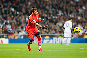 Iker Casillas on a night that did not have much work