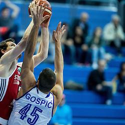 20161123: CRO, Basketball - FIBA Champions League 2016/17, KK Cibona Zagreb vs SIG Strasbourg