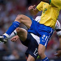 Brazil X England