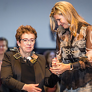 20161202 Maxima Pr. Bernhard Cultuurprijs 2016