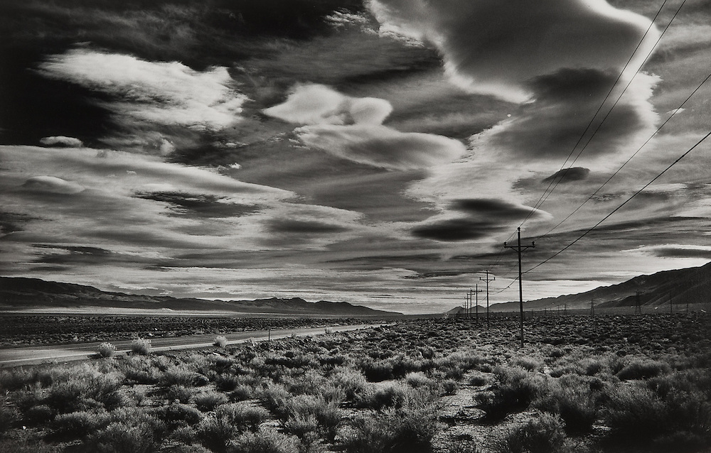 South of Lone Pine
