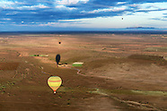 Hot-air balloon flight in Marrakech