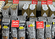 AUSTRALIA - FREEMANTLE  A market stall selling nuts in Freemantle Market 09/01/2010. STEPHEN SIMPSON...