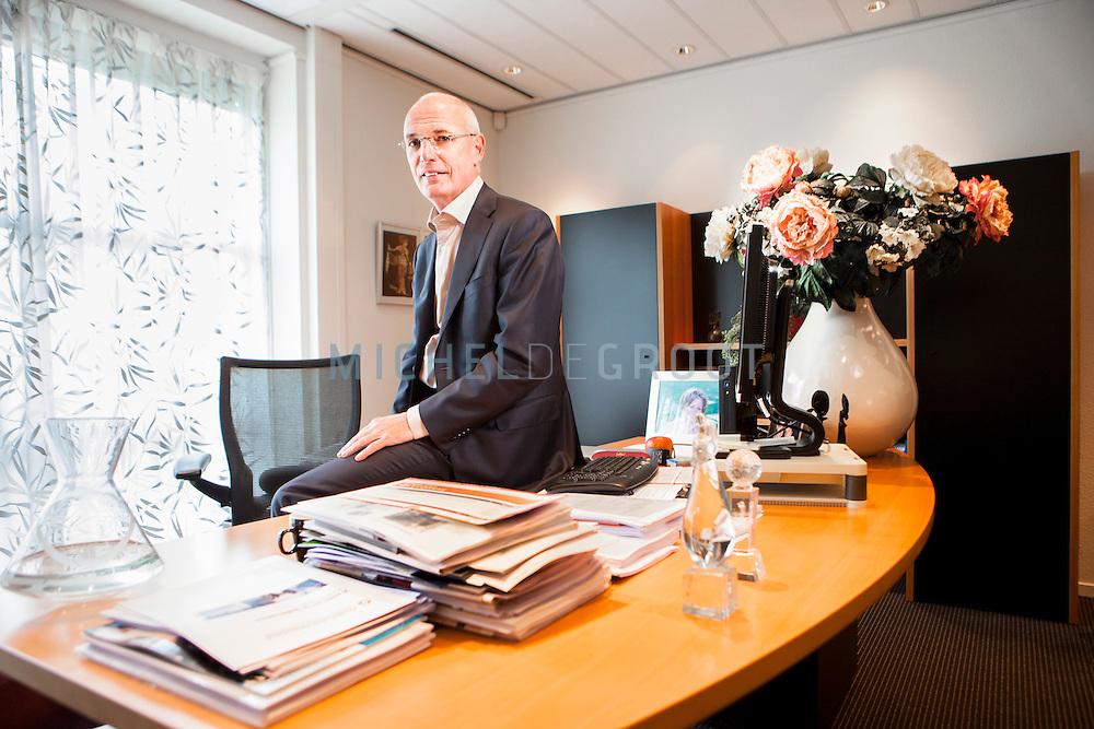 Wil Steenhof, directeur van LOS accountants in Amersfoort