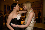 KATIE GRAND; JADE PARFITT, Kate Grand hosts a Love Tea and Treasure hunt at Flash. Royal Academy. Burlington Gardens. London. 10 december 2008 *** Local Caption *** -DO NOT ARCHIVE-© Copyright Photograph by Dafydd Jones. 248 Clapham Rd. London SW9 0PZ. Tel 0207 820 0771. www.dafjones.com.<br /> KATIE GRAND; JADE PARFITT, Kate Grand hosts a Love Tea and Treasure hunt at Flash. Royal Academy. Burlington Gardens. London. 10 december 2008