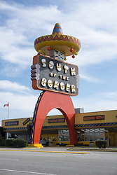 South of The Border roadside attraction i