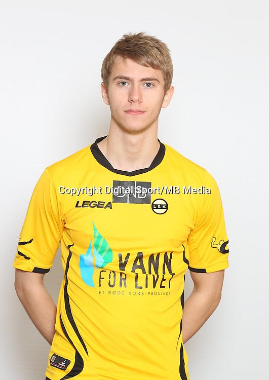 Fotball , Tippeligaen 2013 , Eliteserien<br /> , portrett , portretter<br /> Lillestr&oslash;m<br /> Markus Fureseth