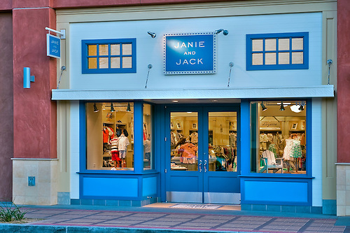 Janie And Jack, El Paseo Drive, Palm Desert, CA, Boutique, Retailers.
