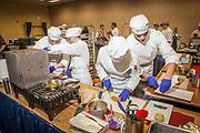 Glenrock High School Culinary Team