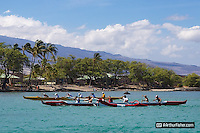 Great Waikoloa Canoe Race 120825