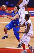 DESCRIZIONE : Biella Beko All Star Game 2012-13<br /> GIOCATORE : Stefano Gentile<br /> CATEGORIA : Tiro<br /> SQUADRA : Italia Nazionale Maschile<br /> EVENTO : All Star Game 2012-13<br /> GARA : Italia All Star Team<br /> DATA : 16/12/2012 <br /> SPORT : Pallacanestro<br /> AUTORE : Agenzia Ciamillo-Castoria/A.Giberti<br /> Galleria : FIP Nazionali 2012<br /> Fotonotizia : Biella Beko All Star Game 2012-13<br /> Predefinita :