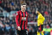 Harry Wilson (22) of AFC Bournemouth during the Premier League match between Bournemouth and Watford at the Vitality Stadium, Bournemouth, England on 12 January 2020.