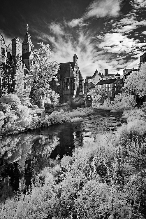 Dean Village, Edinbugh, Scotland
