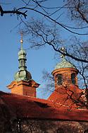 The Church on Petrin Hill, Prague Czech Republic