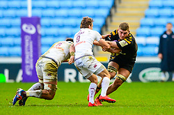 Jack Willis of Wasps avoids a tackle - Mandatory by-line: Dougie Allward/JMP - 18/01/2020 - RUGBY - Ricoh Arena - Coventry, England - Wasps v Bordeaux-Begles - European Rugby Challenge Cup
