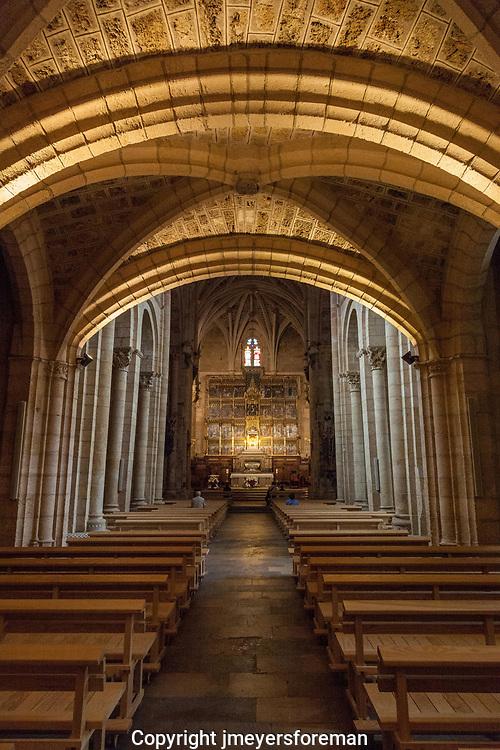 Basilica de San Isidoro, Leon Spain