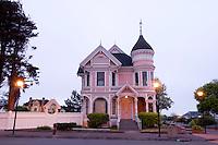 The Pink Lady Victorian, Eureka, California