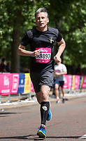 Seb Coe taking part in The Vitality Westminster Mile, Sunday 28th May 2017.<br /> <br /> Photo: Paul Gregory for The Vitality Westminster Mile<br /> <br /> For further information: media@londonmarathonevents.co.uk