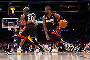 Lakers vs Heat 1-17-13