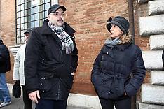 20111201 MANIFESTAZIONE DIPENDENTI OERLIKON DAVANTI ALLA SEDE DELL'UNIONE INDUSTRIALI