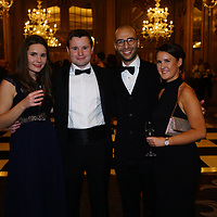 Yards Christmas party 2017 at Le Meridien Piccadilly Hotal